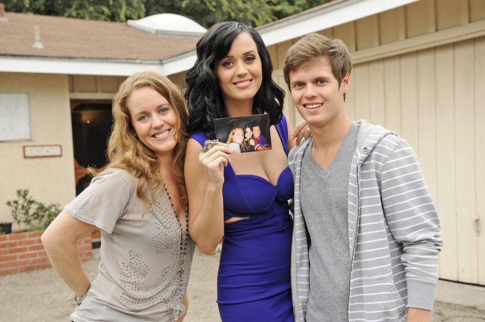 Katy Perry Boyfriend Husband Parents Sister And House