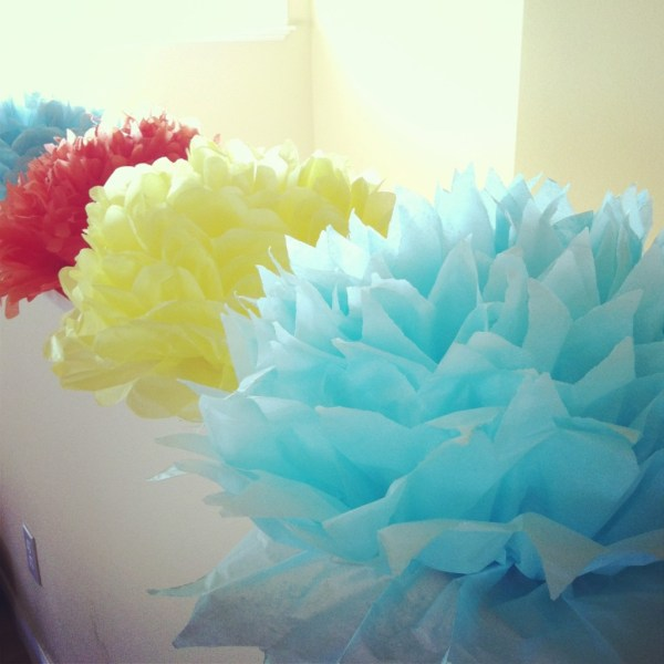 Tutorial  How To Make DIY Giant Tissue Paper Flowers   Hello     Tutorial  How To Make DIY Giant Tissue Paper Flowers   Hello Creative Family