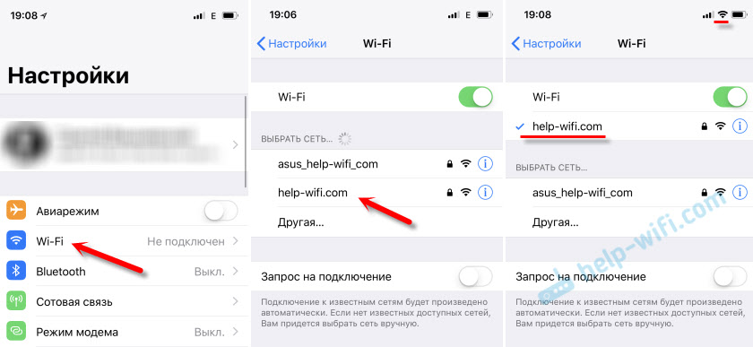 Connecting the Internet on android smartphone