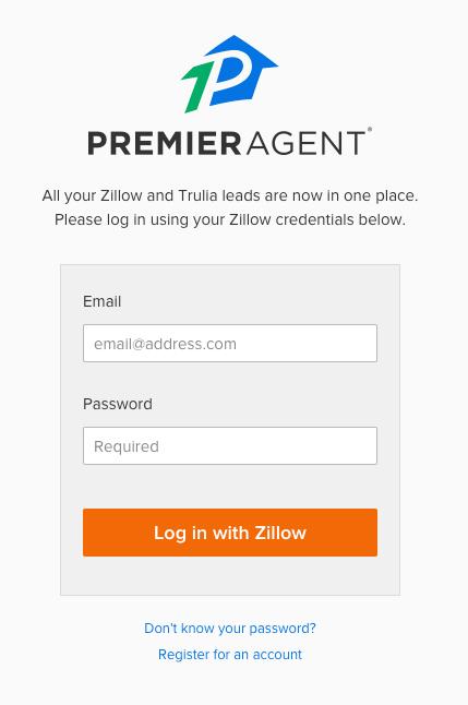 Agent Zillow Log