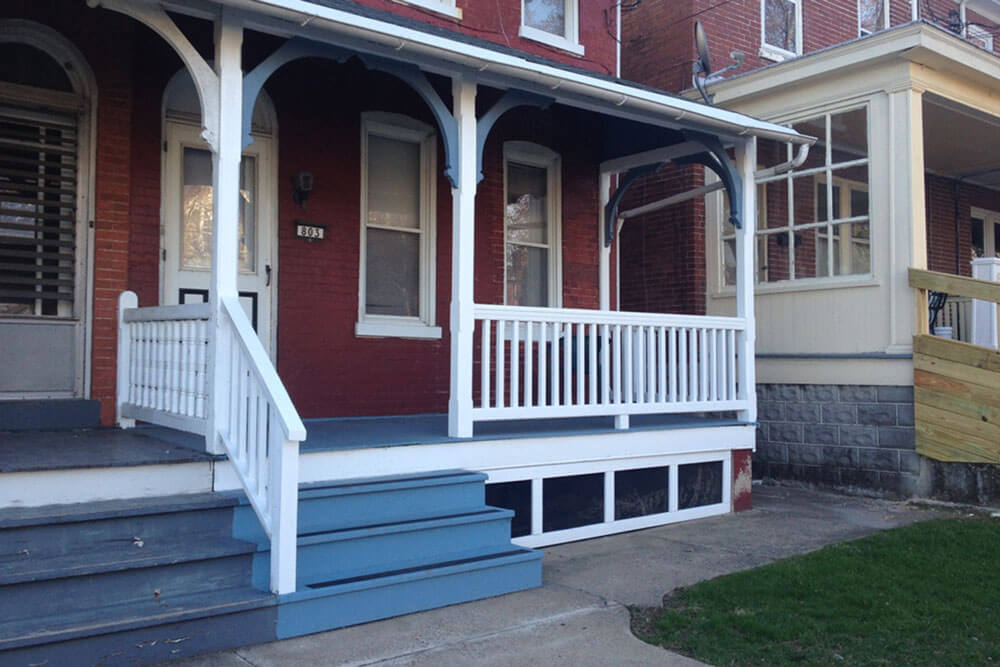 Nice Front Porches