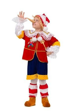 Pinocchio costume for boy