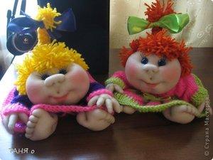 Как сделать волосы для куклы