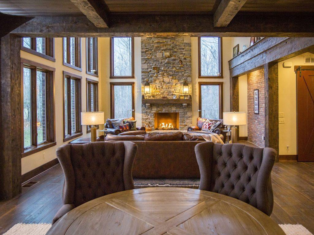 Hensley Homes Fireplace Trends 2020 For Cincinnati