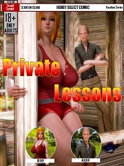 Private Lessons- Sexual Symbol- [Sexinton Island]
