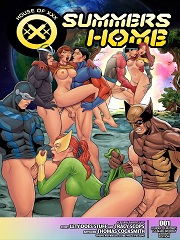 Summbrs Homb- House Of XXX- [Tracy Scops]
