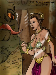 The Slave Concubine- Star Wars- [By Lewdistrator]