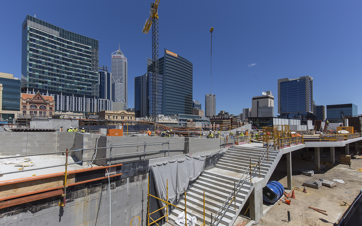 Yagan Square - Hera Engineering
