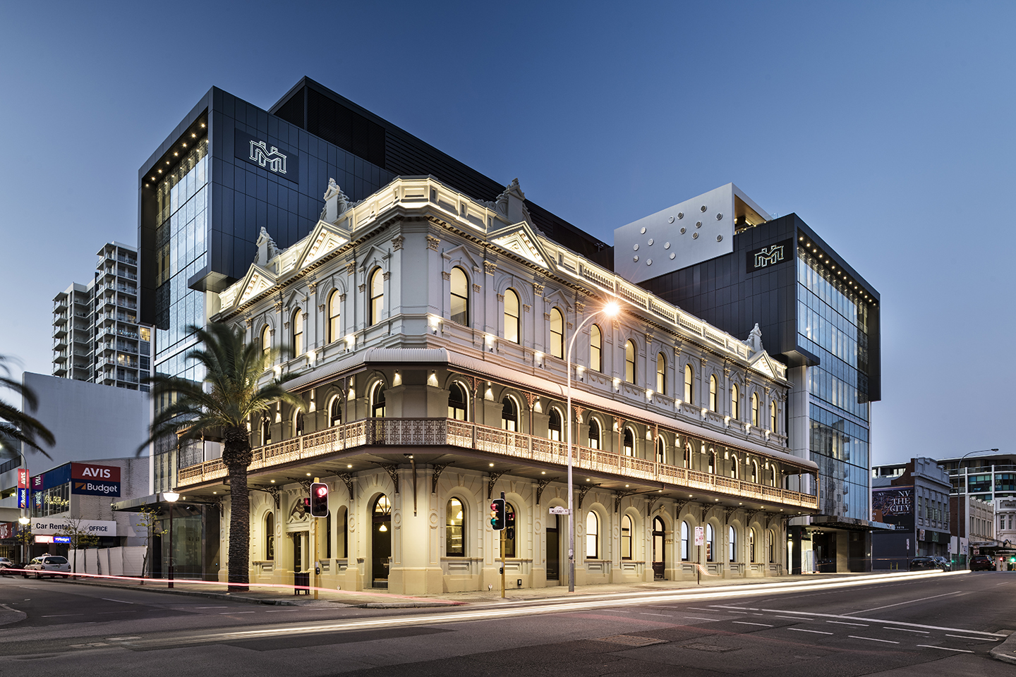 melbourne hotel - Hera Engineering