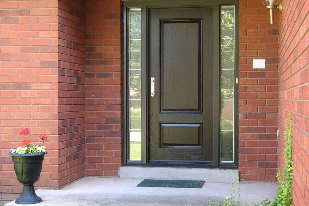 Fiberglass Doors Heritage Renovations
