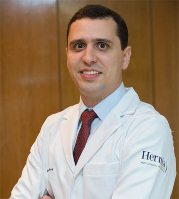 Dr. Iron Pires - Hernia Clinic