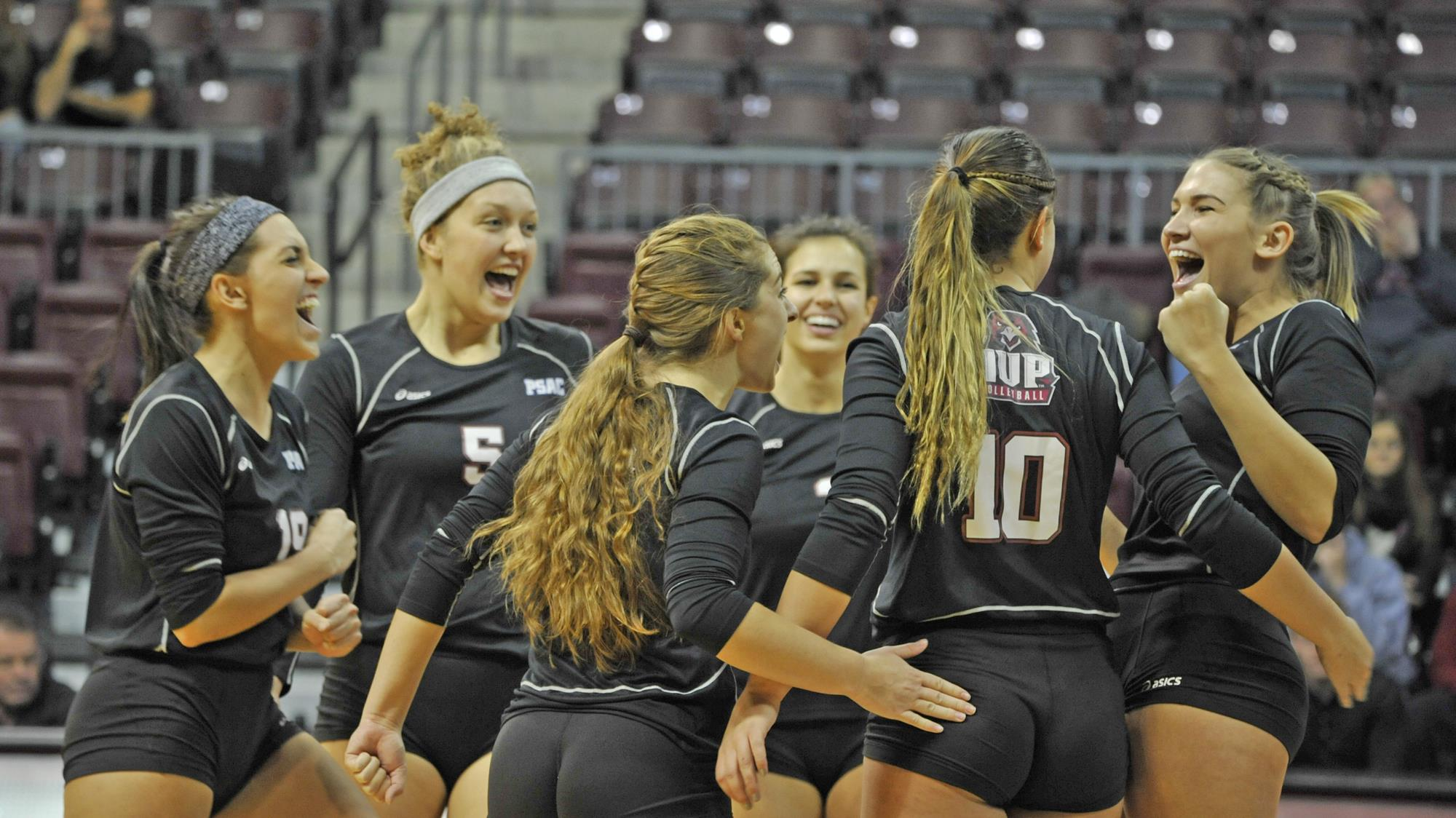 Pennsylvania State Athletic Conference Womens Volleyball ...