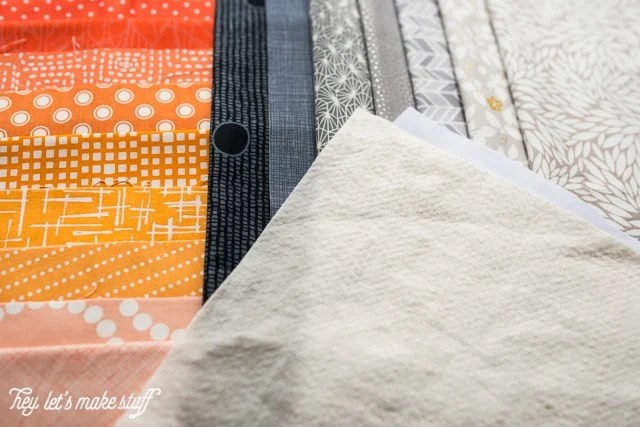 supplies needed for finished quilt block