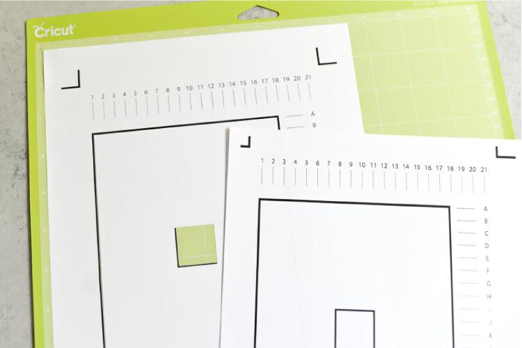 how to fix Cricut Explore not reading the Print then Cut sensor marks during calibration