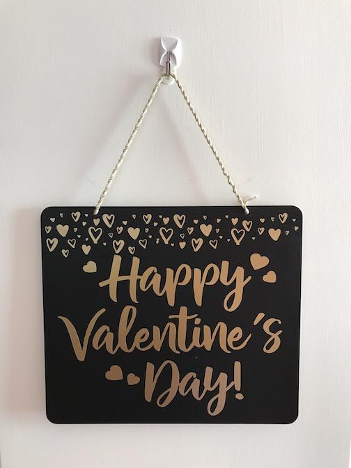 Happy Valentine's Day SVG file