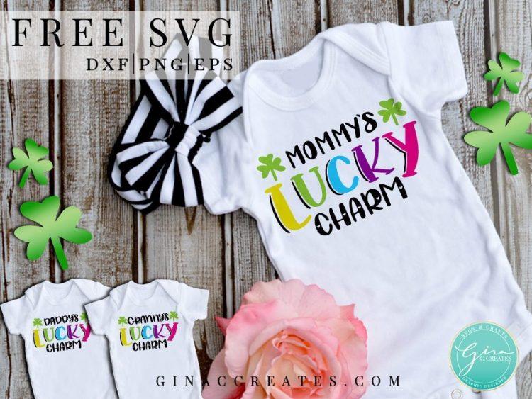 Mommy's Lucky Charm