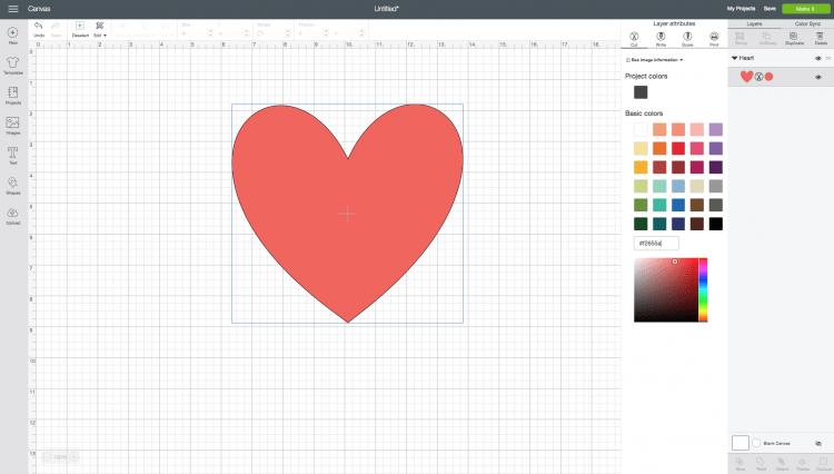 Change Heart Color