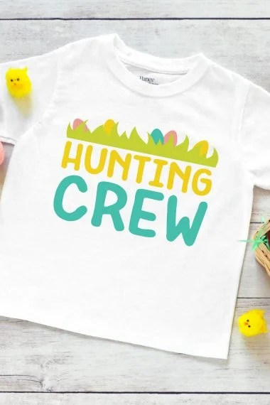 Get ready to send those kiddos out on the ultimate egg hunt! This Easter Egg Hunt SVG Bundle is perfect for Easter baskets, totes and so much more.