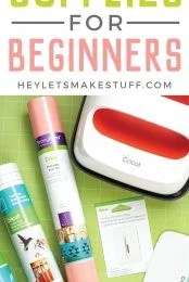 Figuring out what you need to work your new Cricut can be intimidating! Here are the supplies you'll need if you're a Cricut beginner—this Cricut gift guide will help you save money and get exactly what you need to start.