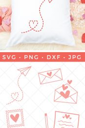 love letters svg files