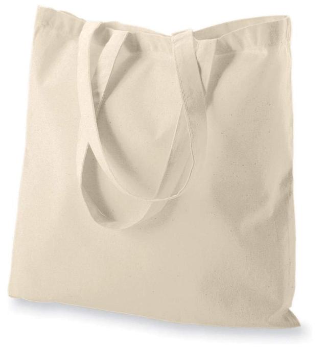 Canvas bag for Cricut crafting