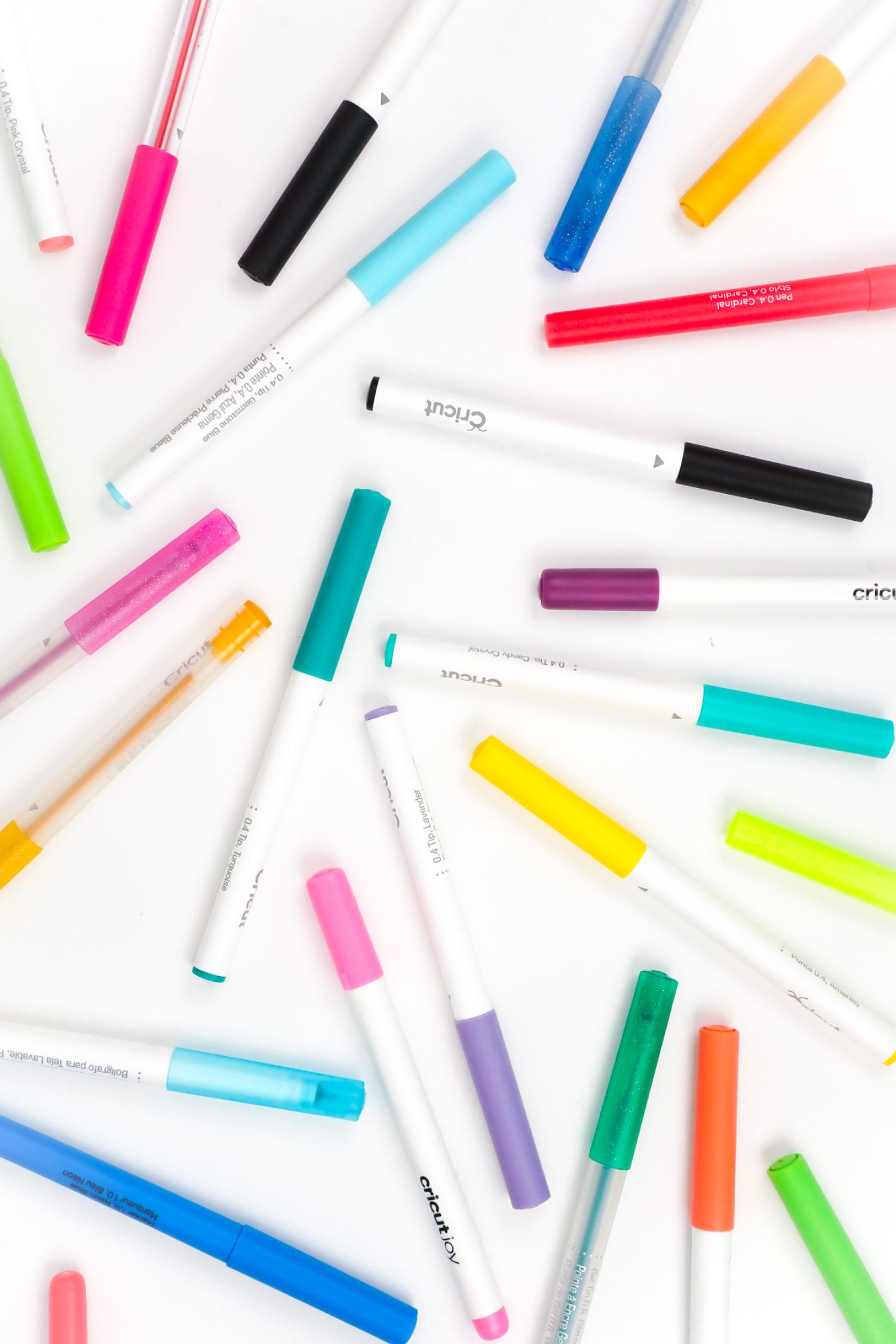 Pretty image of Cricut Pens