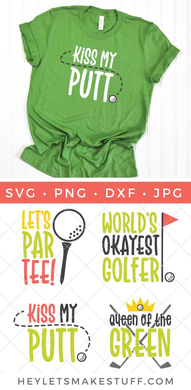 golf SVG files pin image