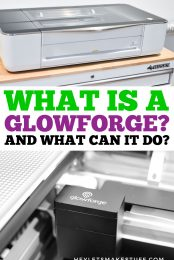 What is a Glowforge pin image