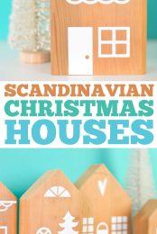 Scandi Style House Decor Pin Image