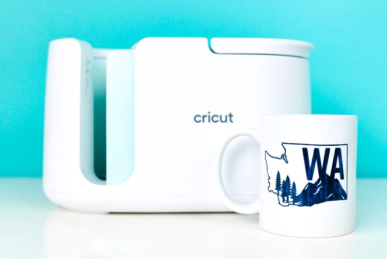 Washington State Infusible Ink Mug and Cricut Mug Press