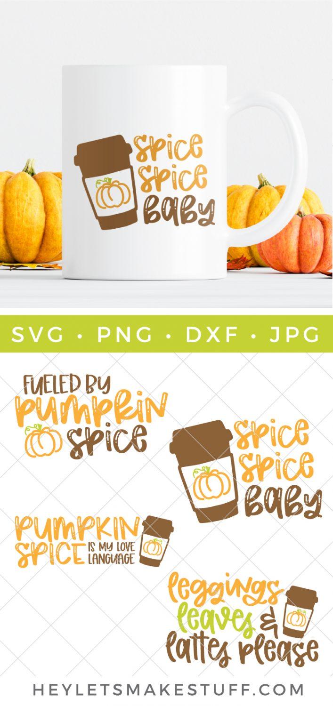 Pumpkin spice bundle pin image