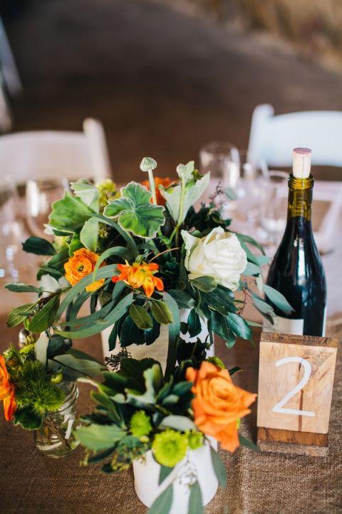 Lighting Table Under Reception Wedding Linen