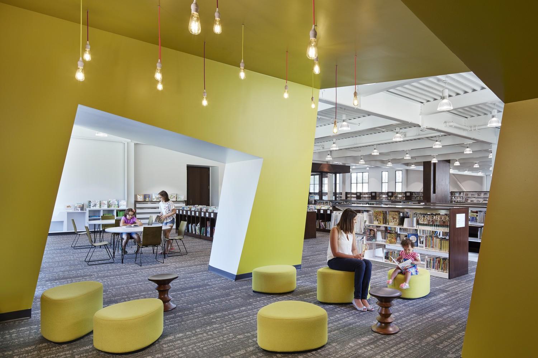 Boston Locations Interiors