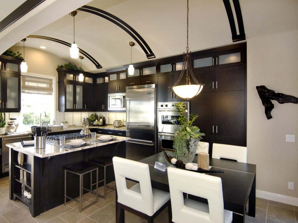 Kitchen Ideas  Design Styles and Layout Options   HGTV Shop This Look