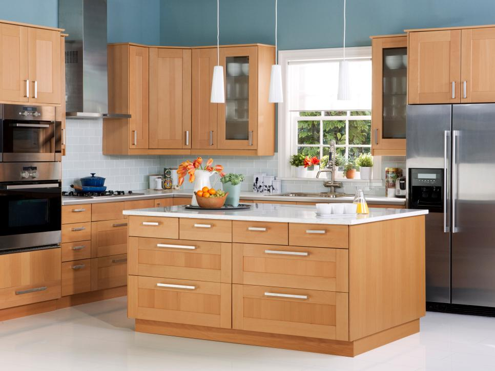 Hgtv Painted Kitchen Cabinets