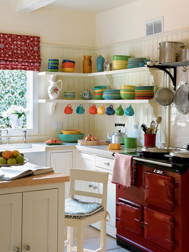 Pictures of Small Kitchen Design Ideas From HGTV   HGTV Shop This Look