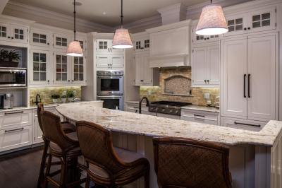 Kitchen Island Bar Stools: Pictures, Ideas & Tips From ...
