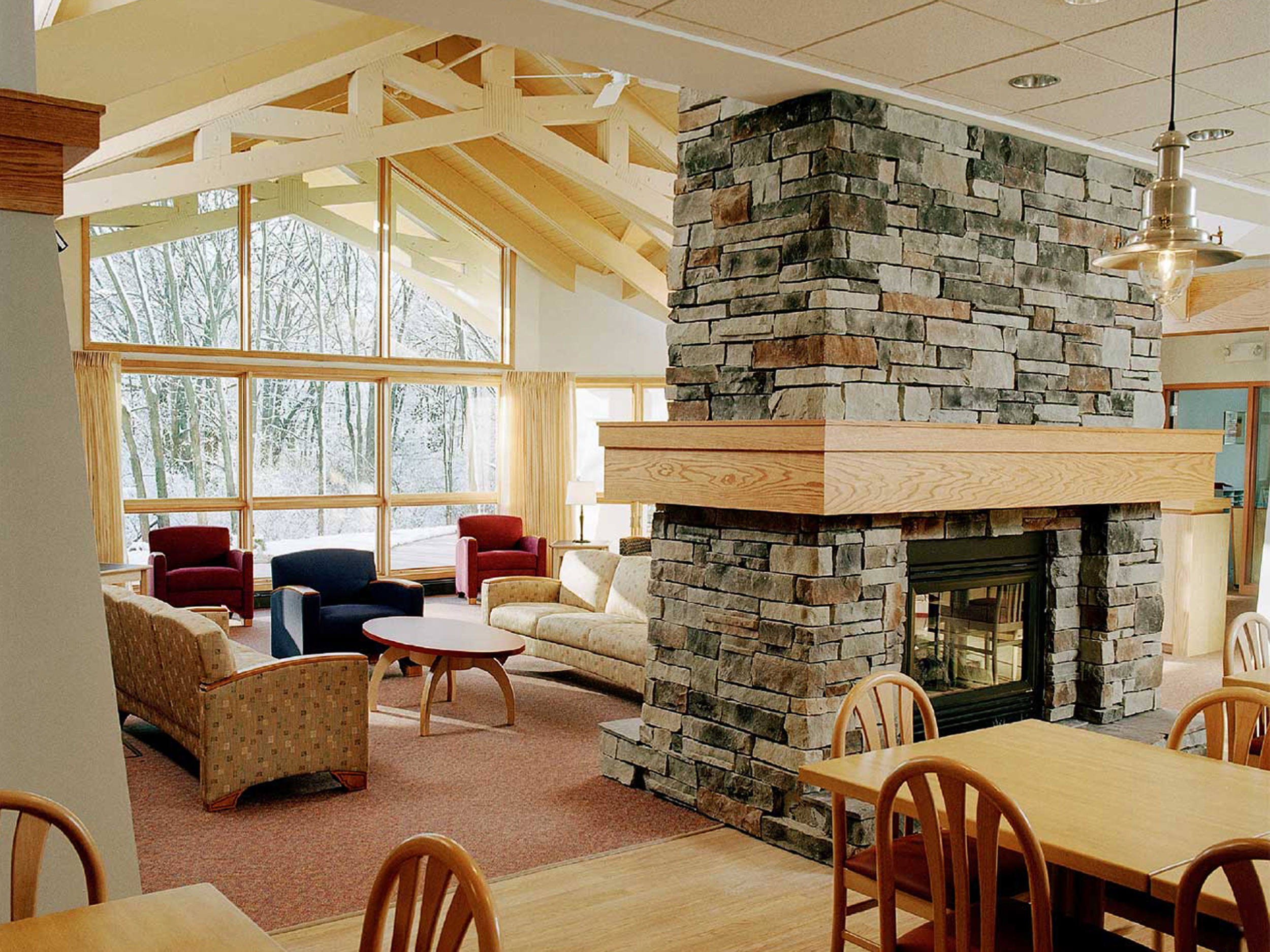 Style Lodge Room Room Living