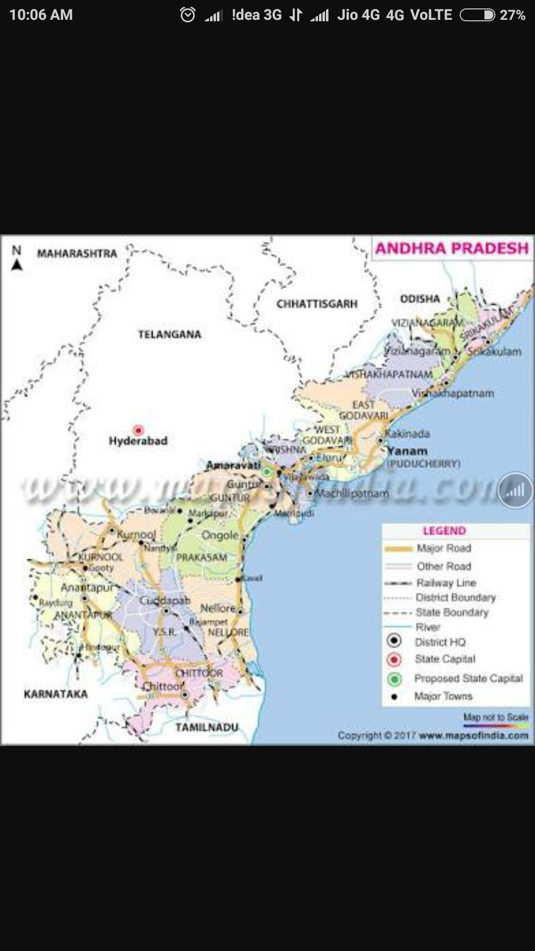 List of rivers in andhra pradesh district wise in map   Brainly in Download jpg