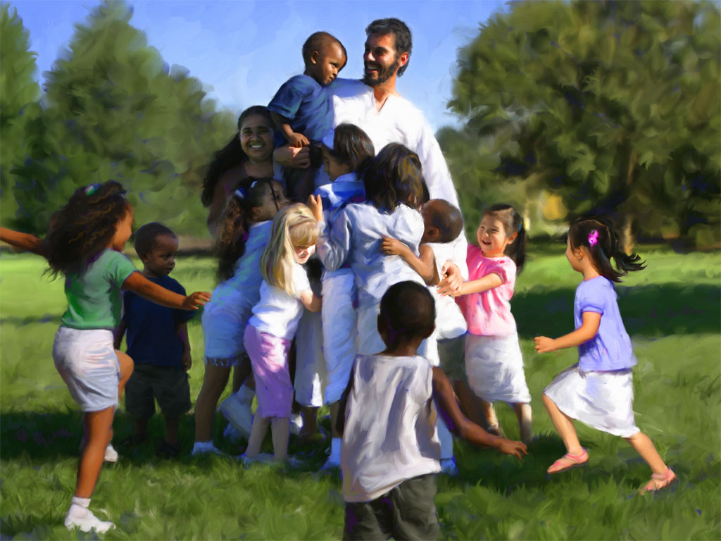 Heavenletter #4822 – Every Human Being Is a Child of God ...