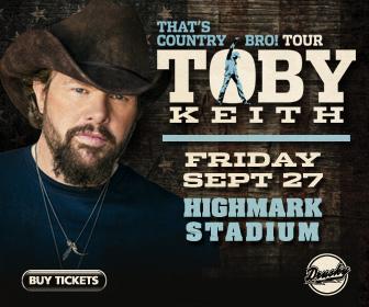 Toby Keith's That's Country Bro! Tour – Highmark Stadium