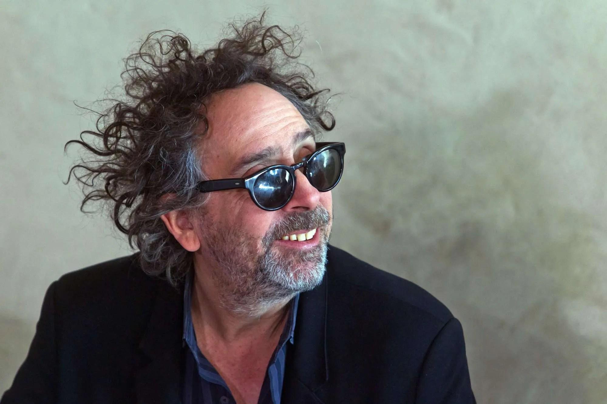 Tim Burton filmography