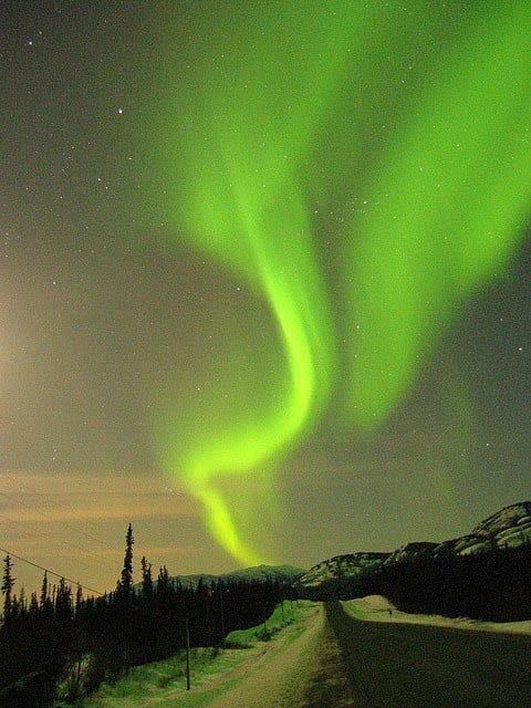 Best Place See Northern Lights December