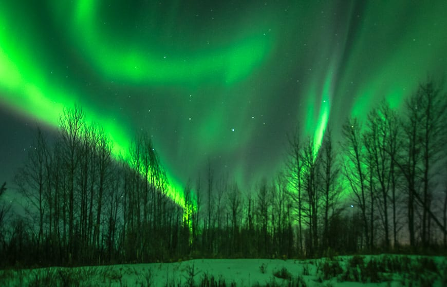 Northern Lights Experience