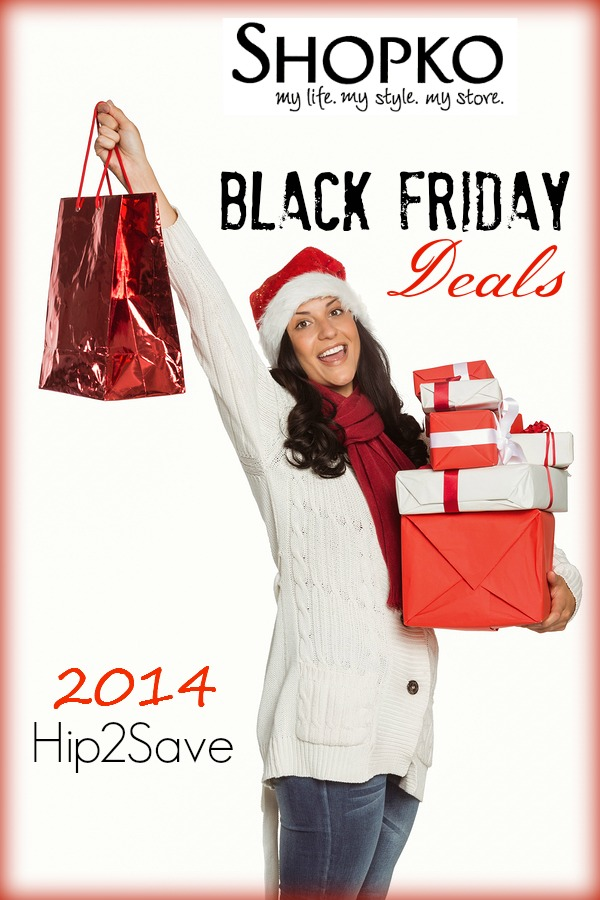 Shopko: 2014 Black Friday Deals - Hip2Save