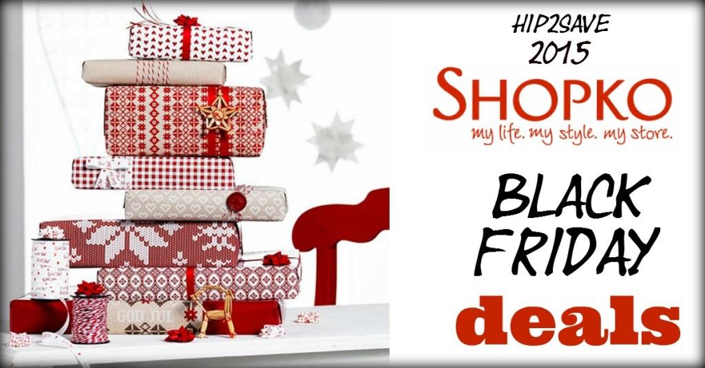 Shopko: 2015 Black Friday Deals - Hip2Save