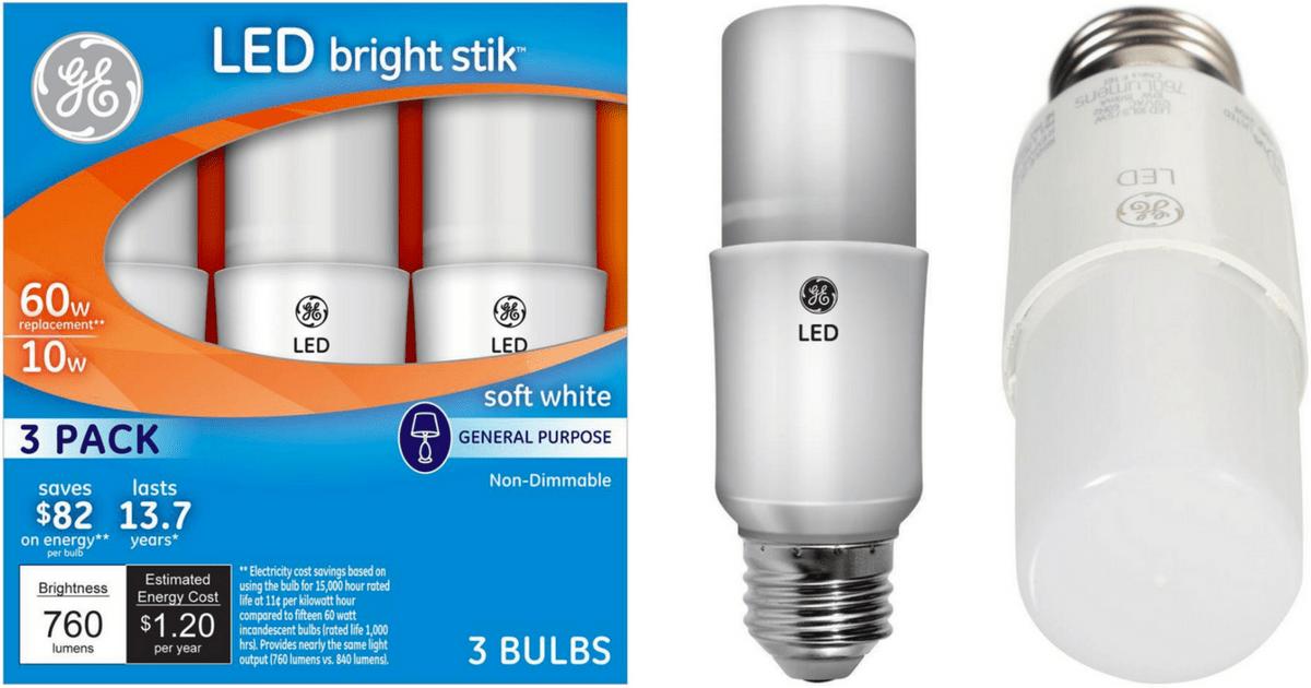 Led Bulb Equivalent Light