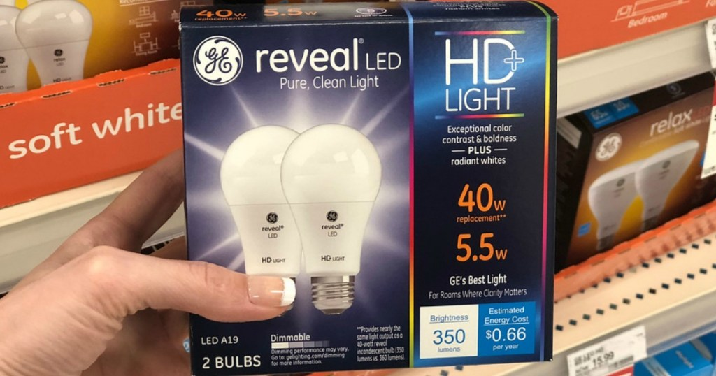 Target Led Light Bulbs