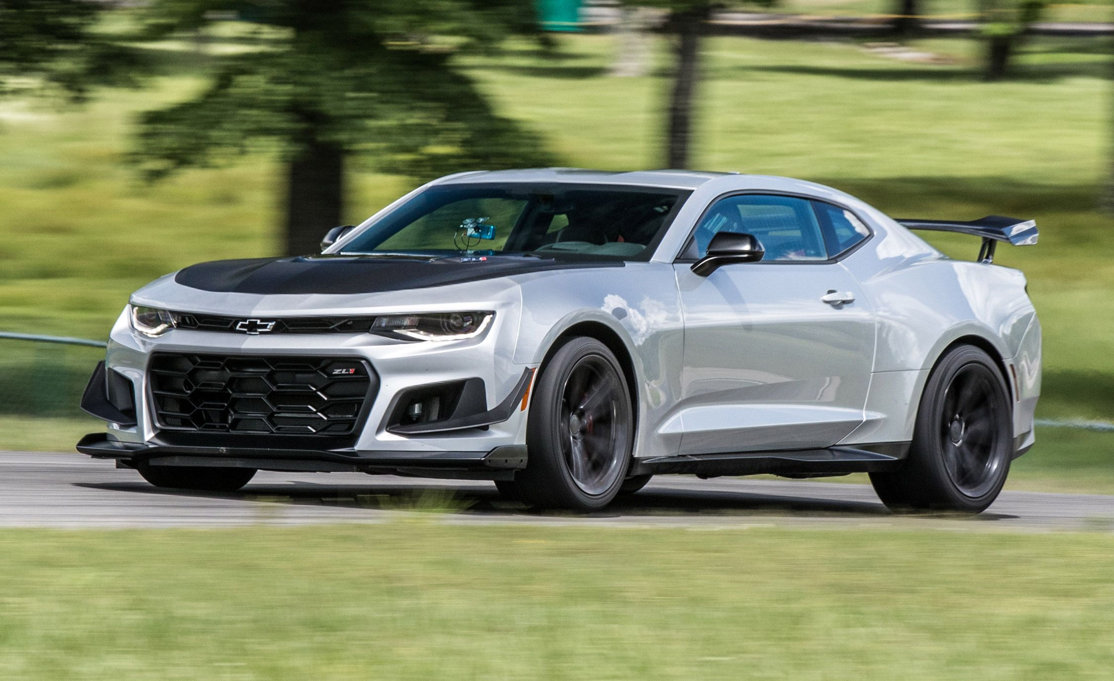 Chevrolet Camaro ZL1 1LE at Lightning Lap 2017 | Feature ...