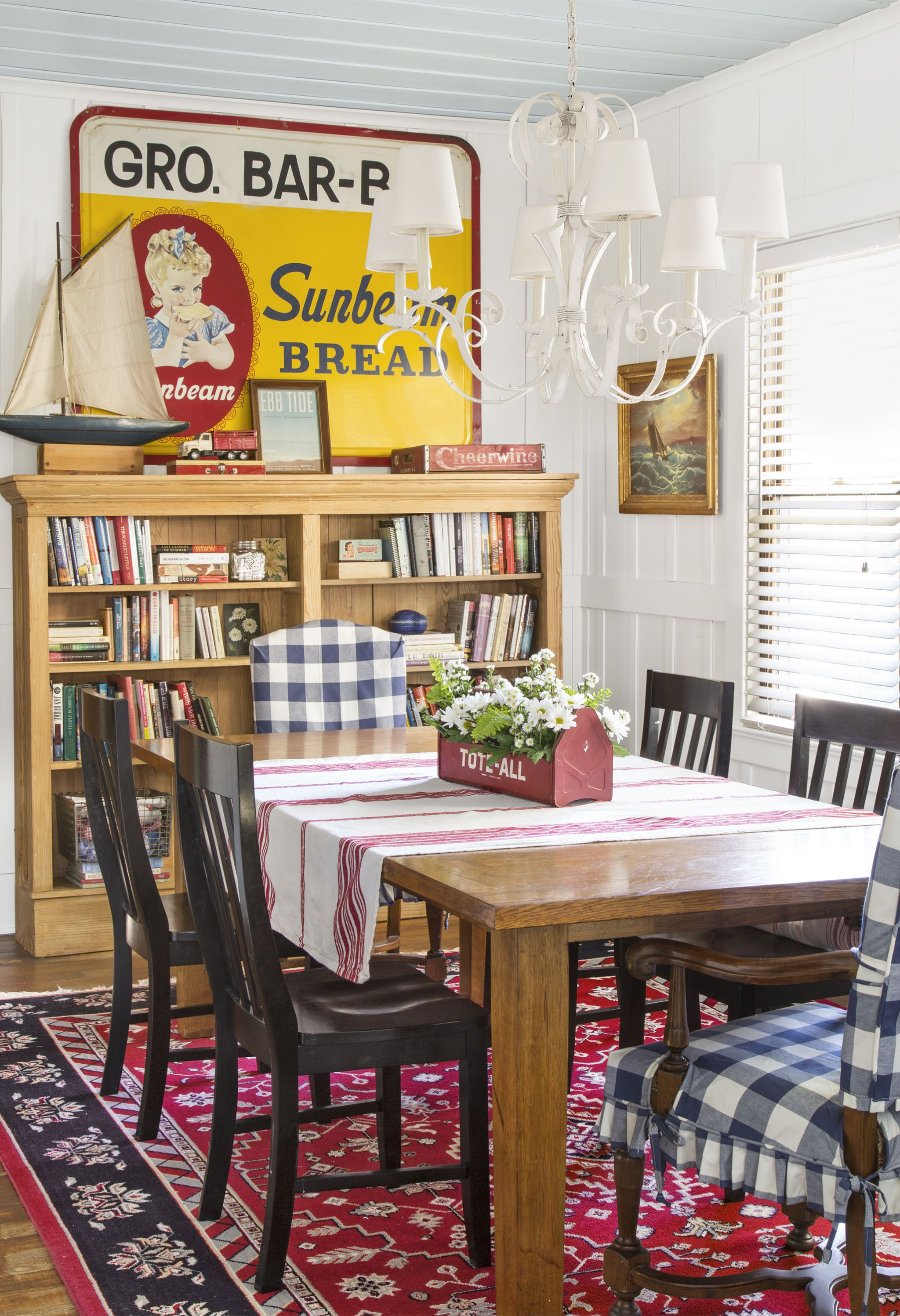 85 Best Dining Room Decorating Ideas   Country Dining Room Decor image